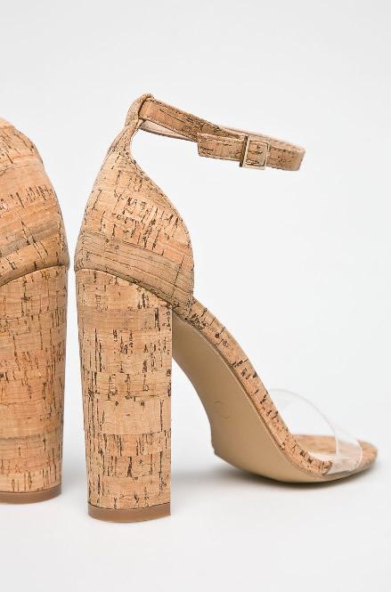 Sandale Transparente De Vara