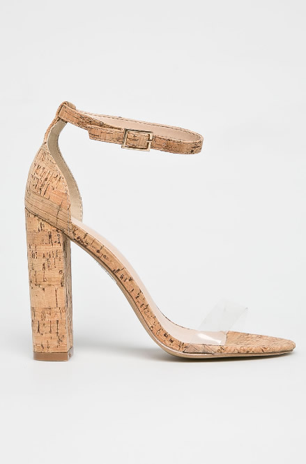Sandale Transparente