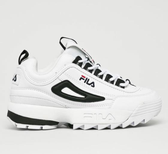 Sneakersi Albi Fila