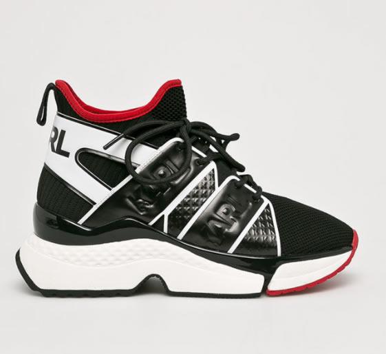 Sneakersi De Dama KARL LAGERFELD