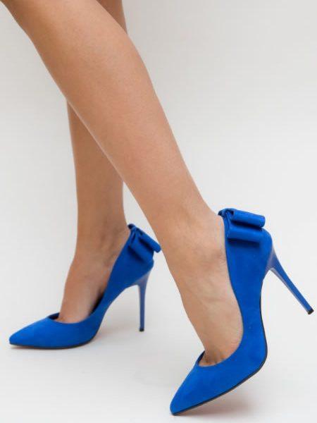 Pantofi Stiletto Dama Eleganti De Ocazie