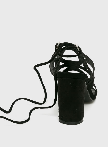 Sandale Inalte Cu Siret