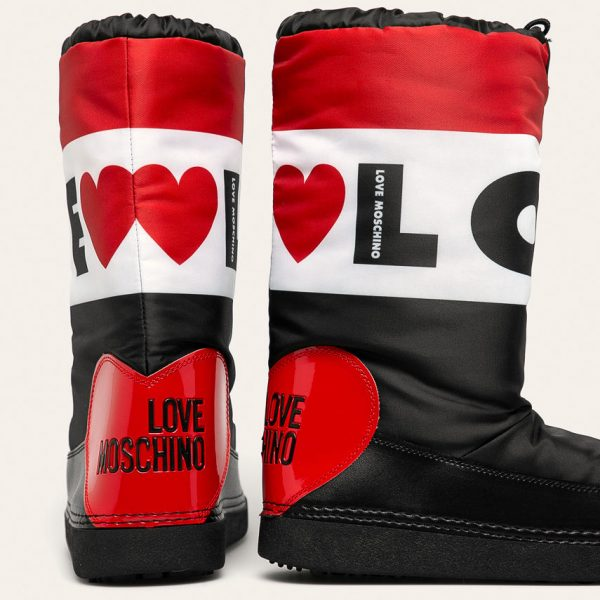 Apreschiuri Dama Love Moschino Originale