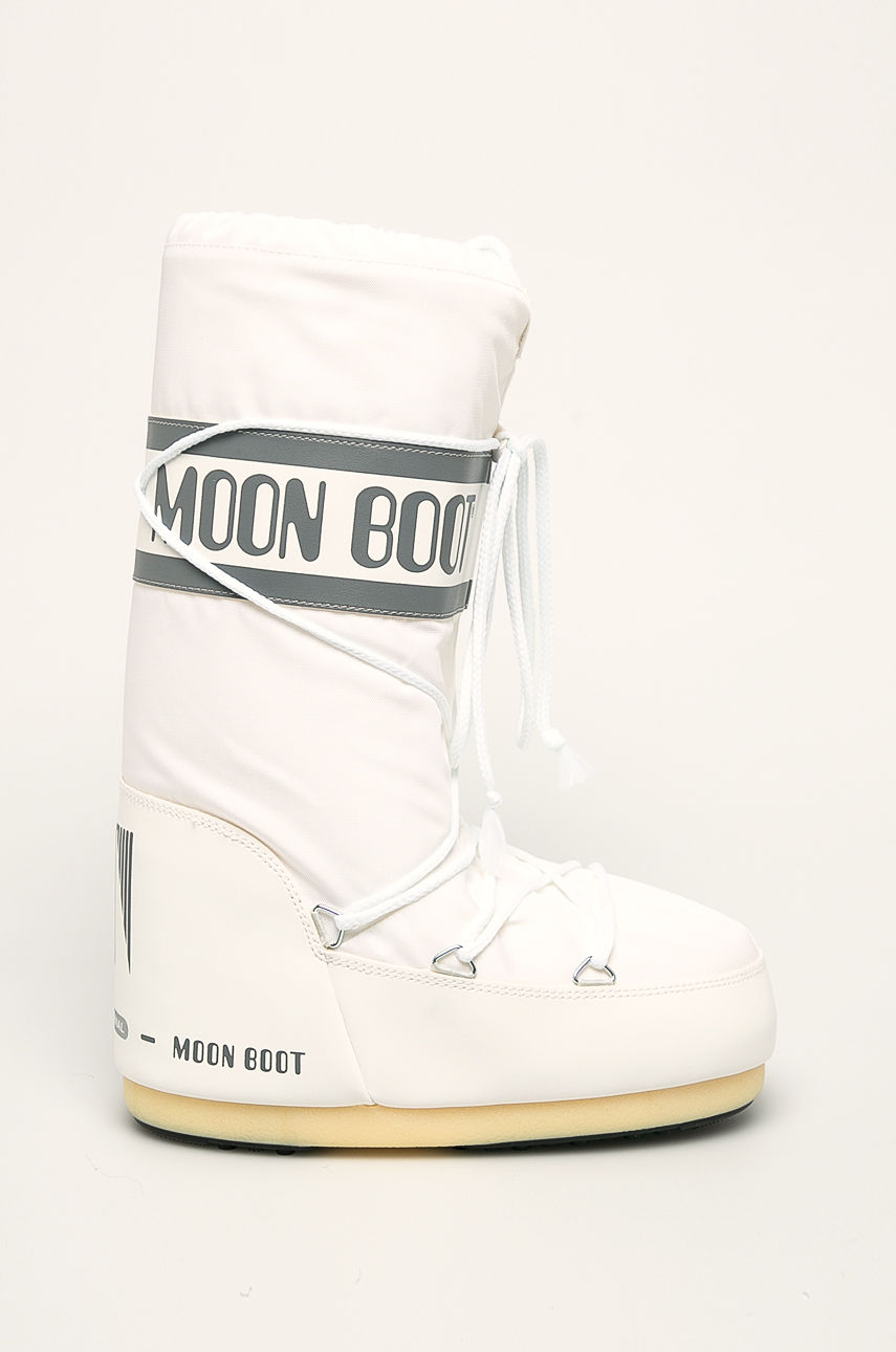 Apreschiuri Dama Moon Boot Albe