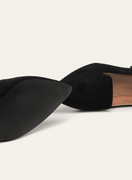 Pantofi Dama Oxford Negri
